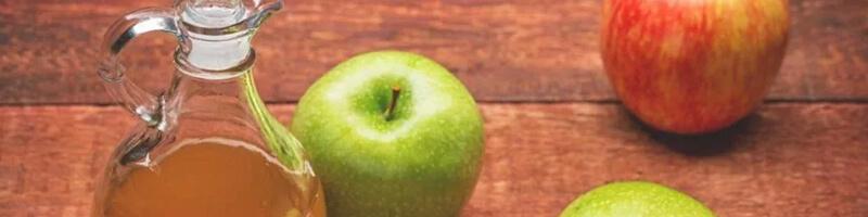 Ocet z jabłek na cellulit