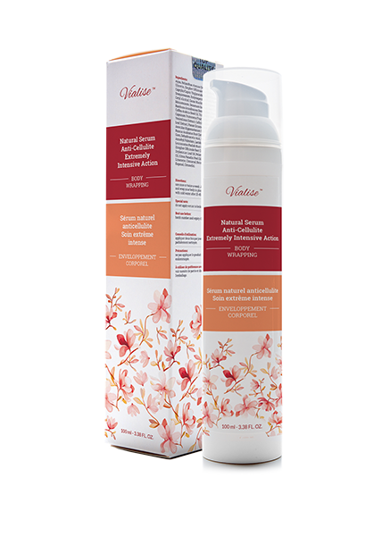 Naturalny krem na cellulit - Vialise body wrapping