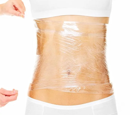 Body wrapping na cellulit
